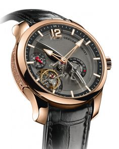 Tourbillon 24 Secondes Contemporain | Greubel Forsey