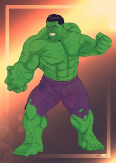 #Hulk #Fan #Art. (The Incredible Hulk) By: Boban Stanojkovski. ÅWESOMENESS!!!™ ÅÅÅ+