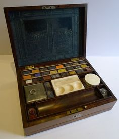 Artist's Box - J. Newman's - c.1830