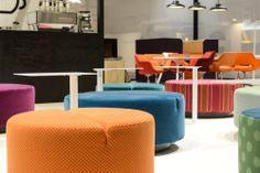 Inspiring office at Stockholm Furniture Fair