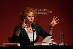 Mélodie d'amour: Margriet de Moor im - Literaturhaus München am 3.4.2014 © Juliana Krohn