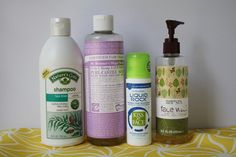 Natural Beauty Products & Ingredients to avoid