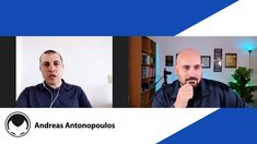 Success Talk With Andreas Antonopoulos. Success Video, Entrepreneurship, Challenges, Live, Videos, Youtube, Youtubers, Youtube Movies