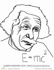 Scientist - Albert Einstein on Pinterest   Einstein, Unit Studies ...