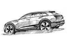 Audi h-tron quattro concept - (NAIAS) 2016 in Detroit