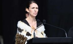 New Zealand Prime Minister Says Answer To Hate 'Lies In Our Humanity' Tv Actors, Actors & Actresses, Leadership Skill, Message Of Hope, Political Figures, Prime Minister, Military Fashion, New Zealand, Personal Style