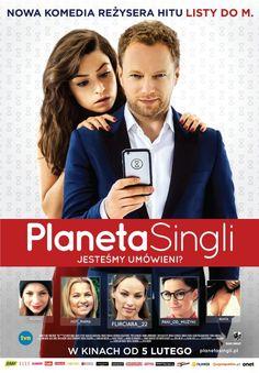 Planeta Singli, Świetny Polski Film, polecam nie tylko singlom :)