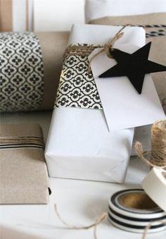 10 idées de paquets cadeaux