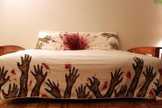 zombie bed..lol