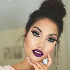 """""""Hot damn  @makeupbyalinna"""""""