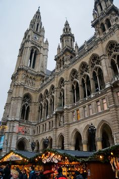 Vienna, Austria – Live Voyage Review: Viking Freya, Danube River Christmas Markets 2012 Oh The Places You'll Go, Places To Travel, Places To Visit, Wonderful Places, Great Places, Christmas Cruises, Danube River Cruise, Viking River, Cruise Reviews