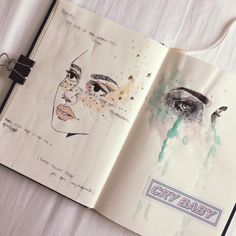 Art Journal Inspiration Doodles Sketchbooks Sketch Books New Ideas Kunstjournal Inspiration, Sketchbook Inspiration, Sketchbook Ideas, Art Sketches, Art Drawings, Drawing Journal, Sketching, Arte Sketchbook, Bullet Journal Art