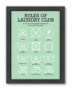 Laundry Closet - Artwork