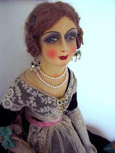 Gorgeous Boudoir doll