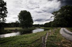 Lingen - River Ems