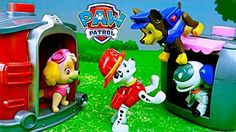 Paw Patrol Skye Magical Pup House with Disney Princess and Friends Surprises - YouTube