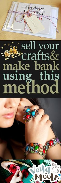 Sell Your Crafts and Make Bank Using This Method| Make Money, Make Money from Home, Work from Home, Work From Home Jobs, Craft Hacks, Make Money With Crafts #MakeMoney #Money #WorkfromHome #Home