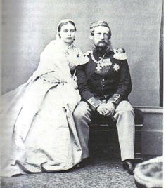 Vicky and Fritz of Prussia