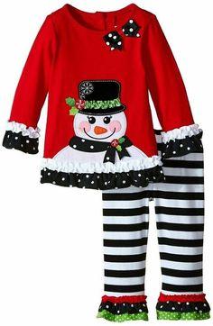 Bonnie Jean Girls Thanksgiving Turkey /& Pumpkin Holiday Party Dress 12M 18M 24M