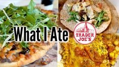 What's Good At Trader Joe's? 3 Recipes
