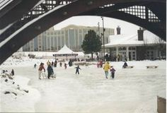 Day 83: Ice Skate at Centennial Lakes Park in Edina - 365 Family Things to do in the Twin Cities
