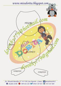 Este es el molde del Pinguino Navideño, mil disculpas por la demora, espero  les sea de  utilidad y sea de su agrado, si es asi dejame un me... Felt Dolls, Paper Dolls, Christmas Crafts, Xmas, Paper Piecing Patterns, Punch Art, Scrapbook Paper, Origami, Cards