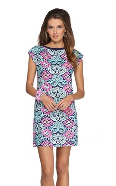 Robyn Short Sleeve Dress - Lilly. Love!