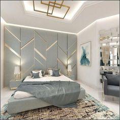 Modern Luxury Bedroom, Luxury Bedroom Design, Master Bedroom Interior, Modern Master Bedroom, Room Design Bedroom, Bedroom Furniture Design, Bedroom Layouts, Contemporary Bedroom, Luxurious Bedrooms