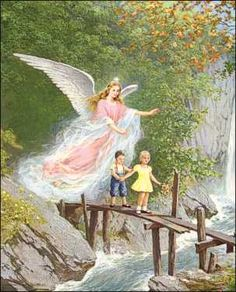 Guardian Angels | June 22 to 26: LEUUIAH - One of the 72 angels who bearthe name of God ...