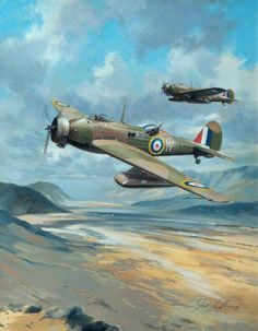 Vickers Wellesley by John Young