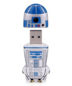 Another great find on #zulily! Star Wars R2-D2 Mimobot 8GB Flash Drive #zulilyfinds