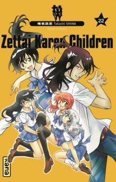 Découvrez Zettai Karen Children, Tome 22 de Takashi Shiina sur Booknode, la communauté du livre