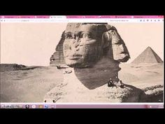 The Tunnels & Chambers Under The Sphinx - YouTube