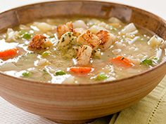 Farmhouse Vegetable and Barley Soup - Cooks Illustrated