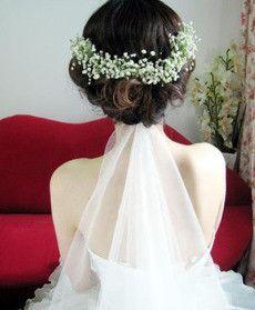 flower hairstyle for wedding - zzkko.com