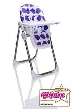 Kiddicare Wean Me - Best Highchair (Bronze)