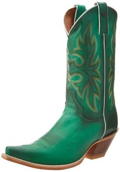 Harley-Davidson Women's Loreley Boot,Green,8 M US