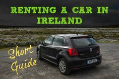 Renting a car in Ireland allowed us to get off the basic tourist path and make our own divergent path in Ireland. We got to explore all of the different sides that Ireland has to offer on our own timeline. We explored the local side of life in Ireland. We explored the outdoor and nature