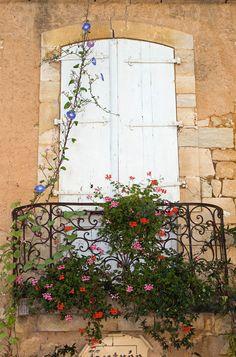 Domme, France door