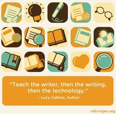 Writing and technology: the teaching process.Writing and technology: the teaching process. Online Writing Jobs, Freelance Writing Jobs, Academic Writing, Teaching Writing, Teaching Ideas, National Writing Project, 5th Grade Writing, Teaching Philosophy, Technology Quotes