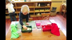 A Montessori Morning. - an excellent video for getting a sense of the whole work cycle in Children's House.