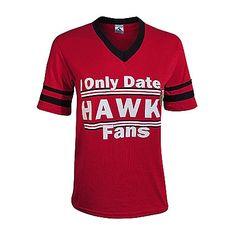 Chicago Blackhawks Women s Red V-Neck
