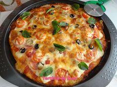 Tertúlia da Susy: Pizza 4 estações