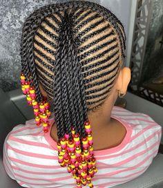 Hairstyles braids 2019 back to school hairstyles 25 . 2019 back to school hairstyles 25 Toddler Braided Hairstyles, Toddler Braids, Black Kids Hairstyles, Girls Natural Hairstyles, Baby Girl Hairstyles, Back To School Hairstyles, Braids For Kids, Box Braids Hairstyles, Braids For Black Kids