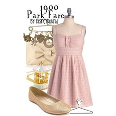 1900 Park Fare, created by lalakay.polyvore.com