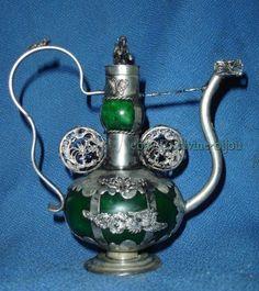 Tibetan Jade Teapot