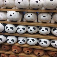 ♡ 𝒔𝒕𝒓𝒂𝒘𝒃𝒆𝒓𝒓𝒚𝒎𝒖𝒓𝒍𝒌 | 𝒊𝒈 ∾ 𝒎𝒍𝒌𝒂𝒖𝒓𝒊 ♡ Vsco, Cream Aesthetic, We Bear, Kawaii Plush, Cute Stuffed Animals, We Bare Bears, Bear Doll, Aesthetic Pictures, Decoration