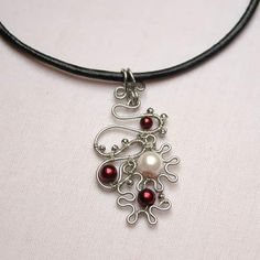 Flowers wire wrapped set