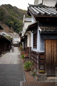 traditional village | Takehara, Hiroshima-ken
