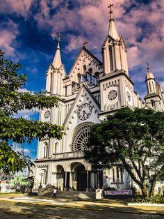 Matriz Church, Itajai, Brazil.
